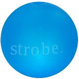 Planet Dog Strobe Ball Игрушка для собак Планет Дог Строб Болл светящийся мяч