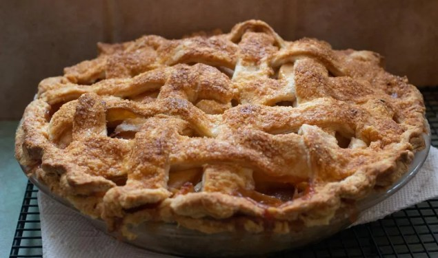 ZooFit Recipe of the Week- Winter Sweet-tart Pie