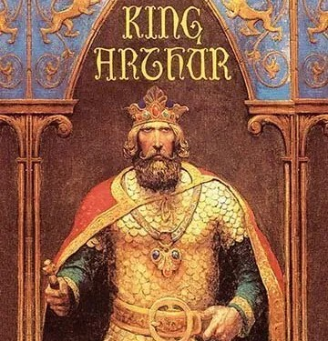 Fandom Fitness Friday: The Legend of King Arthur