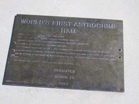 Ham memorial