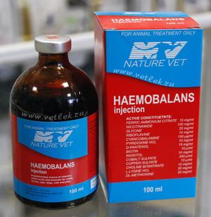 Гемобаланс эффективный витаминный препаратдля кошек
