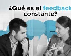 ¿Qué es el feedback constante