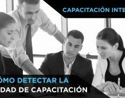 Cómo detectar la necesidad de capacitación