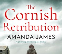 #BookReview of The Cornish Retribution by Amanda James @akjames61 @bloodhoundbook