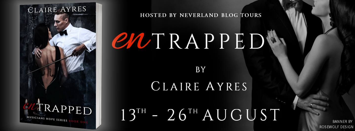 #BookReview of Entrapped by Claire Ayres @brizzlelass @jennymarston_xo