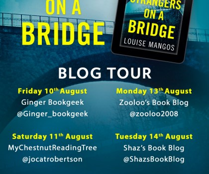 #BookReview of Strangers on a Bridge by Louise Mangos @LouiseMangos @harpercollins @hqdigitaluk #StrangersOnAbridge #NetGalley