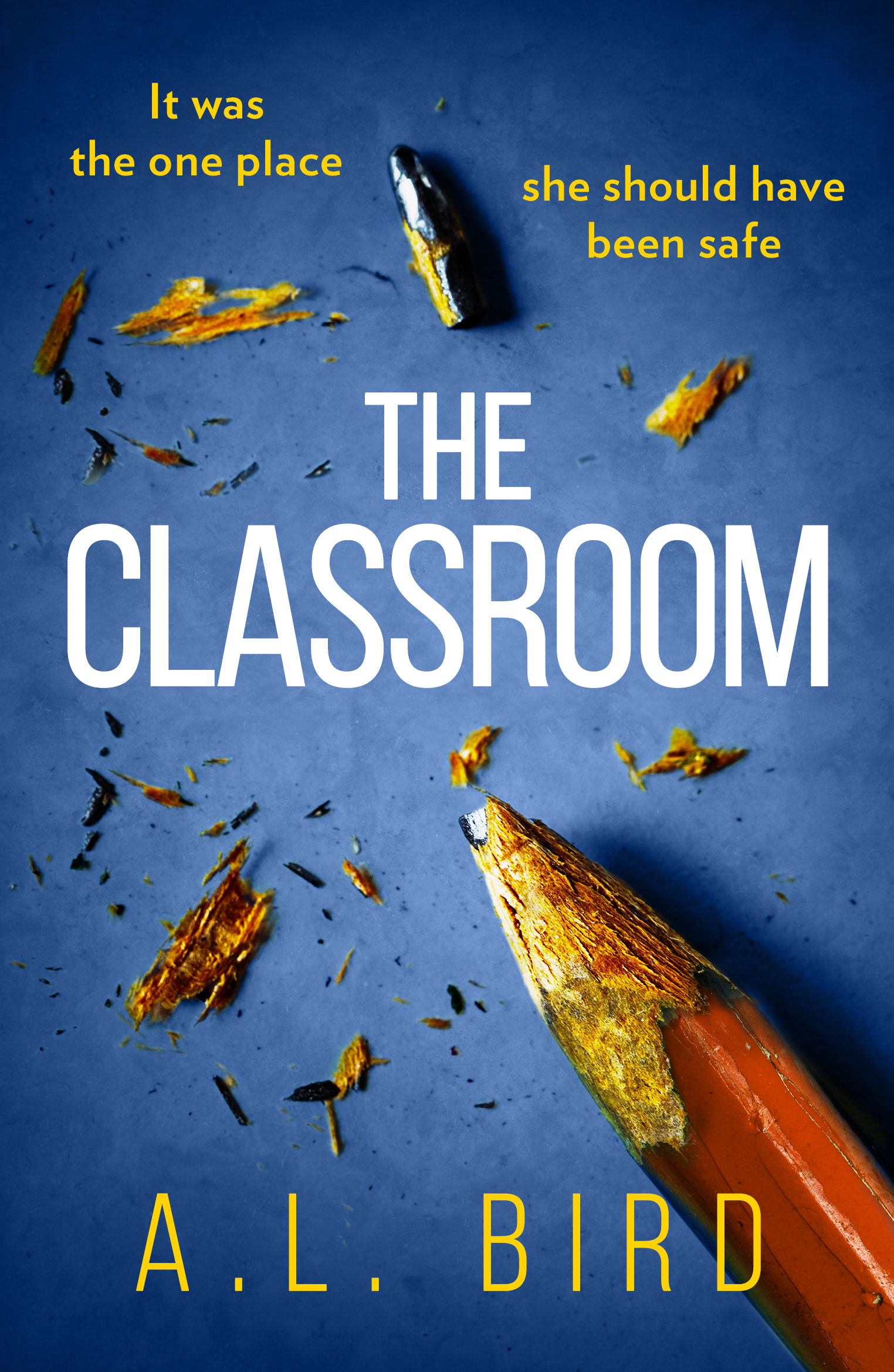 #BookReview of The Classroom by A.L Bird @albirdwriter @hqdigitalUK #TheClassroom #NetGalley
