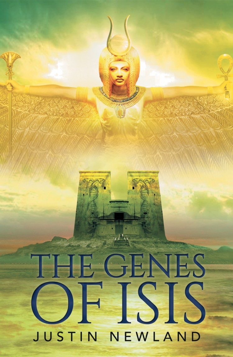#BookReview of The Genes of Isis by Justin Newland @annecater @matadorbooks #randomthingstour