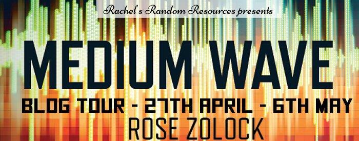 #BookReview of Medium Wave by Rose Zolock @RoseZolock @rararesources
