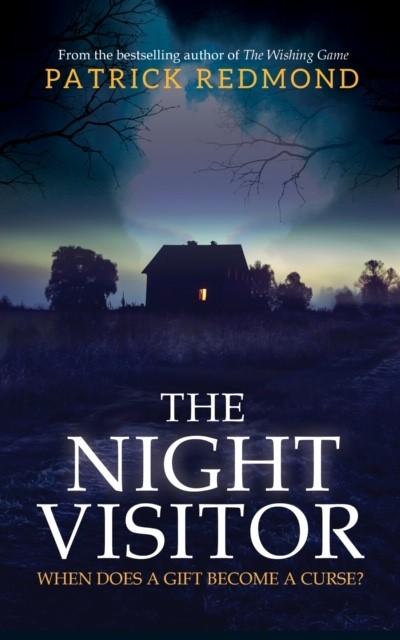 #BookReview of The Night Visitor by Patrick Redmond @Tr4cyF3nt0n @predmondauthor @booksmanatee #nightvisitor