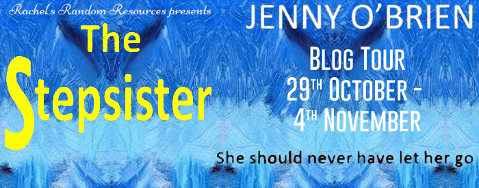 #BookBlitz of The Stepsister by Jenny O'Brien @ScribblerJB @rararesources #giveaway