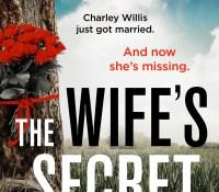 #Excerpt from The Wife's Secret by Kerry Wilkinson @kerrywk @nholten40 @bookouture