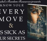#BookReview of As Sick As Our Secrets by Diane Ezzard by @diane_ezzard @rararesources