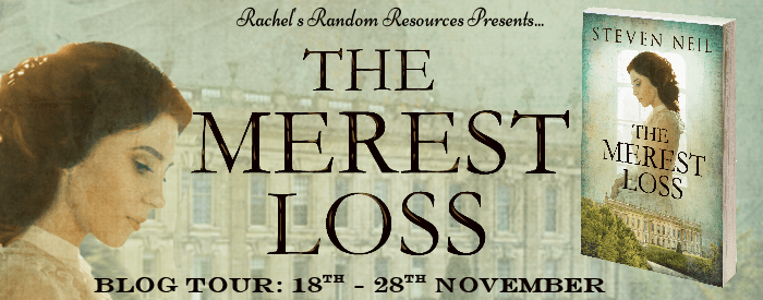 #BookReview of The Merest Loss by Steven Neil @stevenneil12 @rararesources