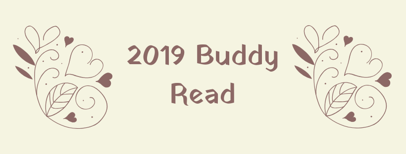 My Buddy reading for 2019 with Kate @bantambookworm