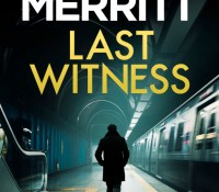 #BookReview of Last Witness by Chris Merritt @DrCJMerritt @bookouture @nholten40  #LastWitness #NetGalley