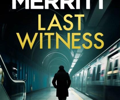 #BookReview of Last Witness by Chris Merritt @DrCJMerritt @bookouture @nholten40  #LastWitness #NetGalley