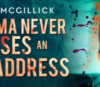 #BookReview of Karma Never Loses an Address by K.J. McGillick @KJMcGillickAuth @rararseources #LiesandMisdirections