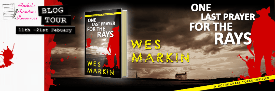 #BookReview of One Last Prayer for the Rays by Wes Markin @MarkinWes @rararesources
