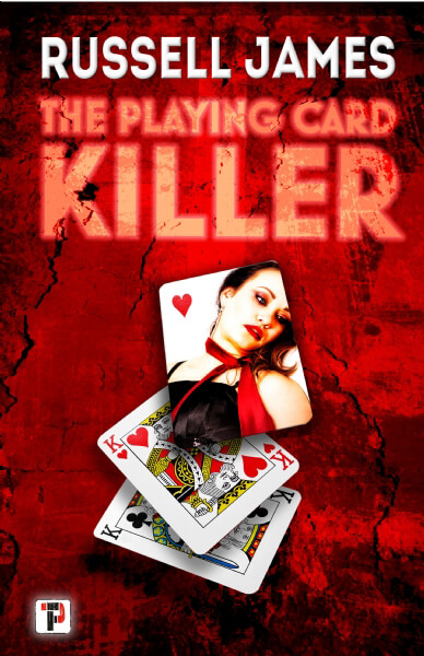 #BookReview of The Playing Card Killer by Russell James @rrjames14 @flametreepress @annecater #RandomThingTours
