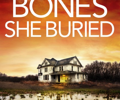 #Book Review of The Bones She Buried by Lisa Regan @Lisalregan @bookouture @nholten40 #HappyPublicationDay