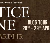 #BookBlitz of Justice Gone by N.Lombardi Jr @rararesources