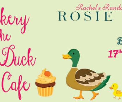 #BookReview of A Bakery at the Little Duck Pond Café by Rosie Green @Rosie_Green1988 @rararesources