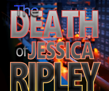 #BookReview of The Death of Jessica Ripley by Andrew Barrett @AndrewBarrettUK @BOTBSPublicity #CSIEddieCollins