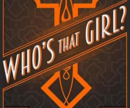 #BookReview of Who's That Girl? by T.S Hunter @TSHunter5 @RedDogTweets #SohoNoir #Whosthatgirl #20booksforSummer #Book8