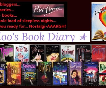 Introduction to #NostalgiAAARGH and #BookReview of Slumber Party by Christopher Pike @bookshineblog @HodderBooks #Book4 #20booksforsummer