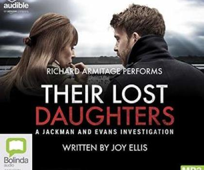 #BookReview of Their Lost Daughters by Joy Ellis #JackmanAndEvans #JoyEllis #20booksforsummer #Book11
