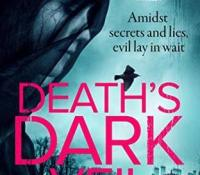#AudiobookReview of Death's Dark Veil by Patricia Dixon @pbadixon @audibleuk #DeathsDarkVeil #NetGalley #Book9 #20booksofsummer