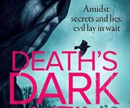 #AudiobookReview of Death's Dark Veil by Patricia Dixon @pbadixon @audibleuk #DeathsDarkVeil #NetGalley #Book9 #20booksofsummer