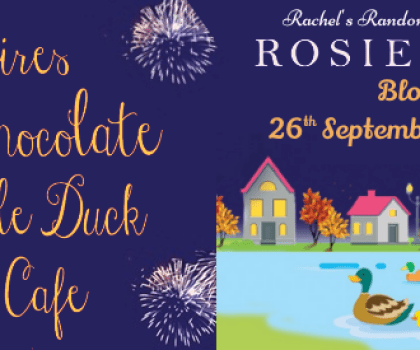 #BookReview of Bonfires & Hot Chocolate at The Little Duck Pond Cafe by Rosie Green @Rosie_Green1988 @rararesources