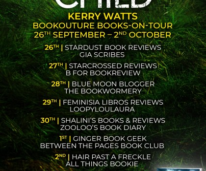 #BookReview of Her Missing Child by Kerry Watts @Denmanisfab @Bookouture @Nholten40 #Booksontour #Netgalley #HerMissingChild