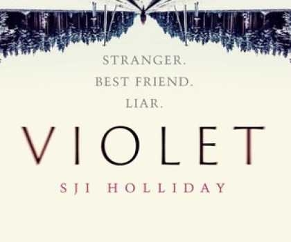 #BookReview of Violet by S.J.I. Holiday @SJIHolliday @Orendabooks #Violet
