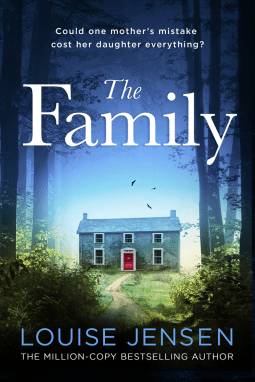 #BookReview of The Family by Louise Jensen @Fab_fiction @hqstories #WelcometoTheFamily #NetGalley