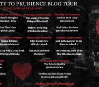 #BookReview of A Proclivity To Prurience by Cheryl Butler @cherylbuts #AProclivitytoPrurience  @damppebbles #damppebblesblogtours @DamppebblesBTs