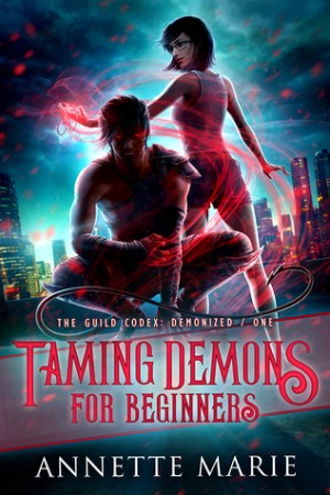 #BookReview of Taming The Demons by Annette Marie @AnnetteMMarie @XpressoTours #giveaway