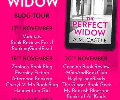 #Excerpt from The Perfect Widow by A.M. Castle  @AliceMCastle @HqDigital #ThePerfectWidow #NetGalley