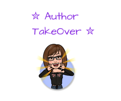 Roll Call, there will be a TakeOver in 2020…an #AuthorTakeOver!