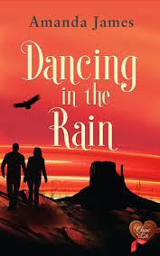 Dancing in the Rain by Amanda James @amandajames61 #BookReview #Book3 #AuthorTakeOver