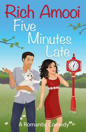 A new #AuthorTakeOver Is Here! Day One and we start with A Five Minutes Late by Rich Amooi @richamooi #BookReview #Book1 #AuthorTakeOver