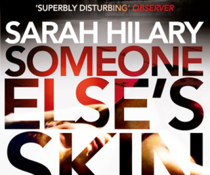 #BookReview of Someone Else's Skin by Sarah Hilary @sarah_hilary @headlinepg #DIMarnieRome