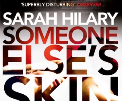 #BookReview of Someone Else's Skin by Sarah Hilary @sarah_hilary @headlinepg #DIMarnieRome