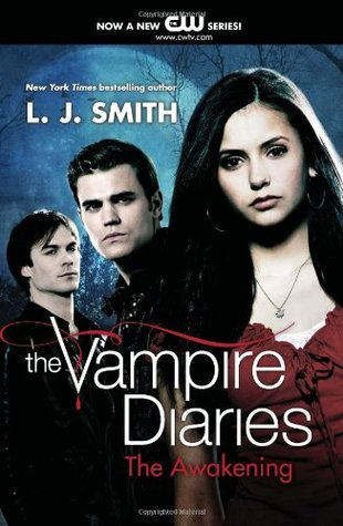 The Awakening and The Struggle by L.J Smith @drujienna @harperteen #TheVampireDiaries #BookReview #LJSmith #Book1 #Book2