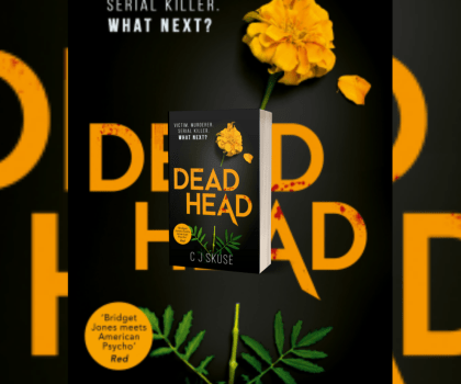 DeadHead by C.J. Skuse @Cjskuse @HQDigital #BookReview #AudiobookReview #NetGalleyCountdown #Book569