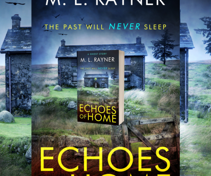 Echoes of Home by M.L Rayner @M_L_Rayner @QuestionPress #BookReview