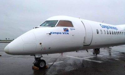 RDC : Bombardier Q400 de Congo Airways, achat cash ou leasing ? 94