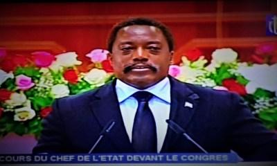 Joseph Kabila : Le Premier Ministre sera nommé dans 48 heures » 3